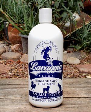 animal and dog shampoo