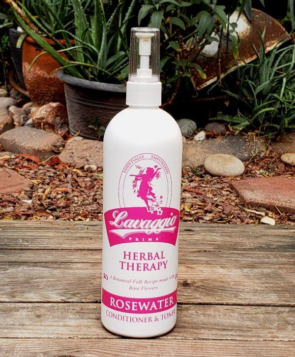 rosewater conditioner